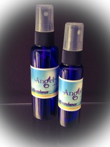 AW Abundance Crystal Spray