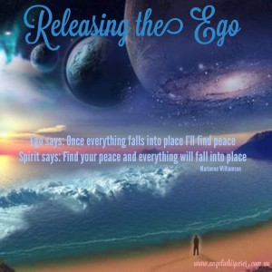 Releasing the Ego