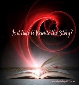Rewrite the story
